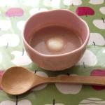 お菓子作り初心者でも30分で作れる(はずの)簡単白玉ココナッツチョコ汁粉を作ってみた