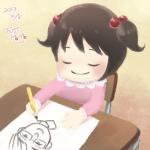 あずきちゃんと虹色クレヨン ~赤色のクレヨン~【創作の本棚】